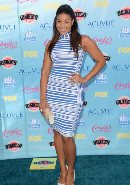 Jordin Sparks en Teen Choice Awards 2013