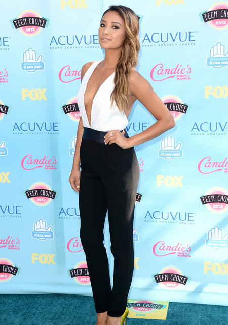 Troian Bellisario en Teen Choice Awards 2013