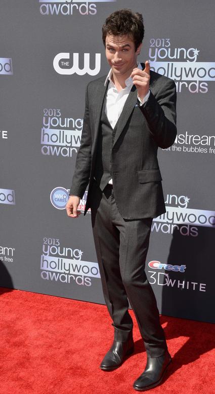 Ian Somerhalder en Young Hollywood Awards