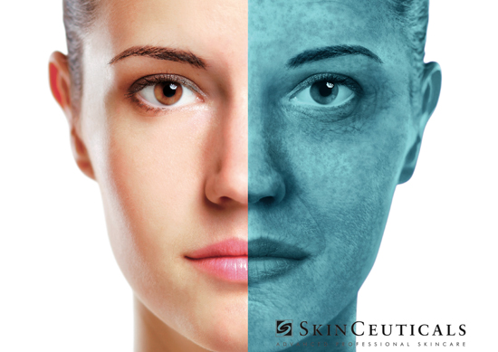 Actúa frente al envejecimiento prematuro con Skin Ceuticals