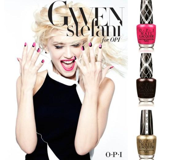 Gwen-Stefani para OPI