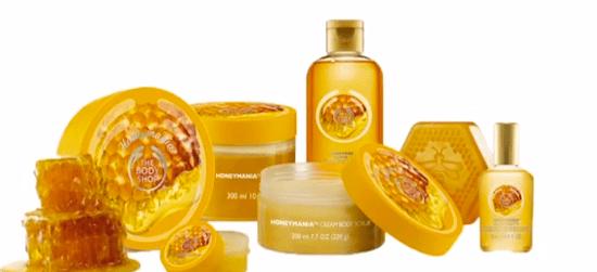 Honeymania, lo más dulce e hidratante de BodyShop