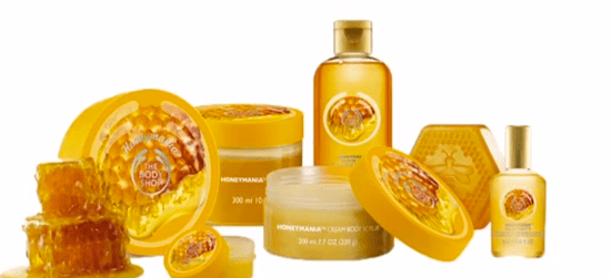 Honeymania de BodyShop