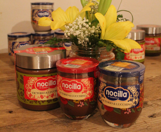 Nocilla by Victorio&Lucchino