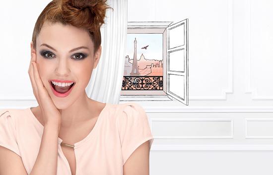 Maquillaje natural con Happy Light de BOURJOIS