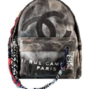 La maravillosa mochila de CHANEL