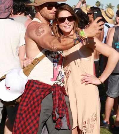 Celebrities en el Festival de Coachella 2014 (día 1)