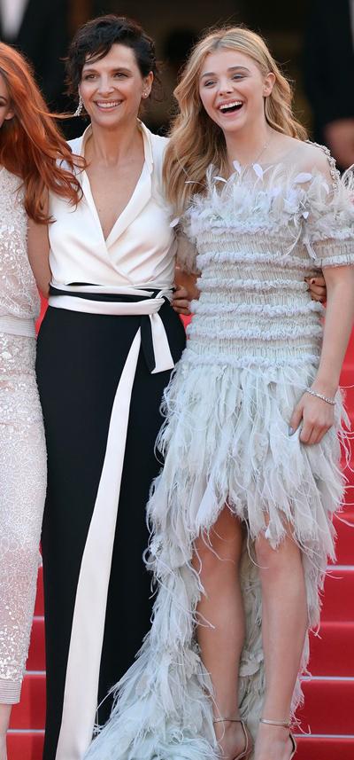 Chloe Moretz n el Festival de Cannes 2014