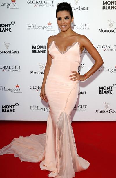 Eva Longoria en el Festival de Cannes 2014