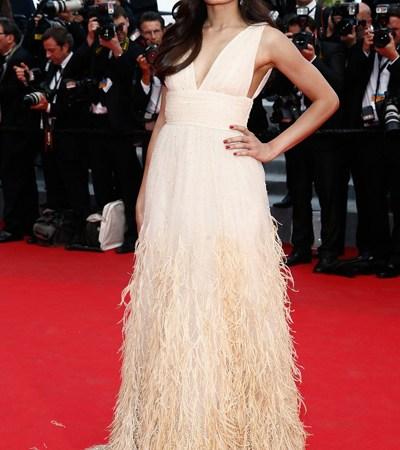 Vestidos que pasaron por la alfombra roja en el Festival de Cannes 2014 (Día 4)