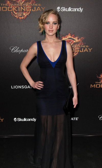 Jennifer Lawrence en el Festival de Cannes 2014