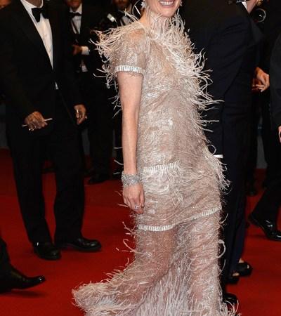 Vestidos que pasaron por la alfombra roja en el Festival de Cannes 2014 (Día 6)