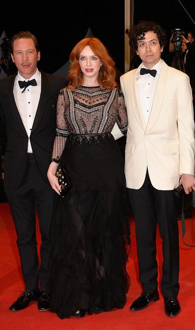 Christina Hendricks en el Festival de Cannes 2014