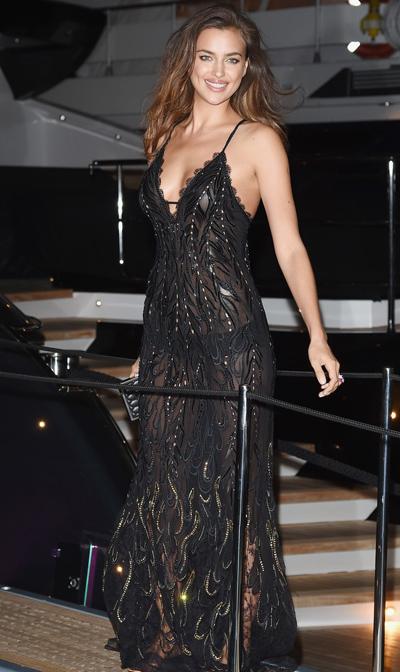 Irina Shayk en el Festival de Cannes 2014