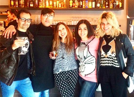 Restaurantes que debemos visitar en Madrid (I)