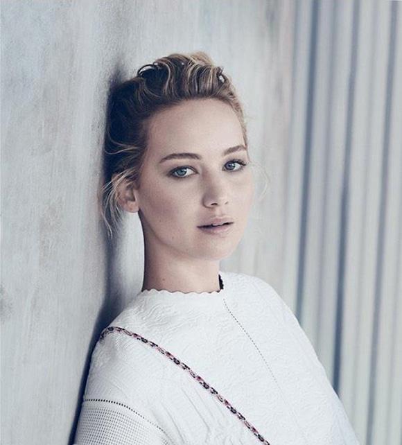 Jennifer Lawrence para Dior