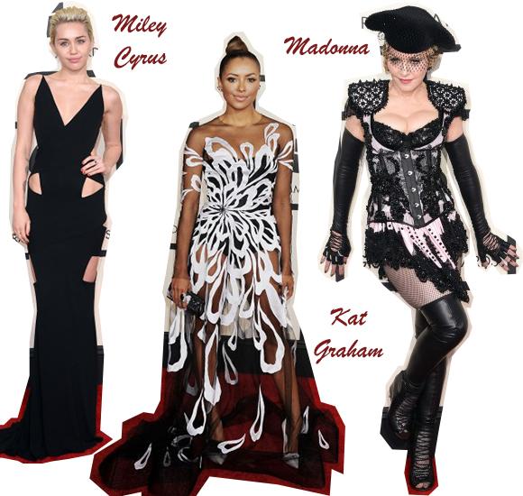 Las Cagadas de las Celebrities en Febrero 2015
