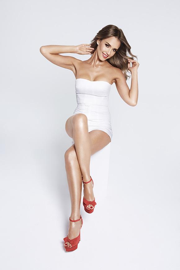 Jessica Alba para Braun