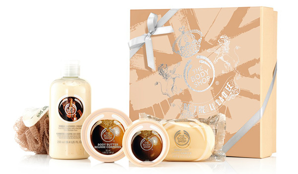 Treat Her Like a Queen de The Body Shop