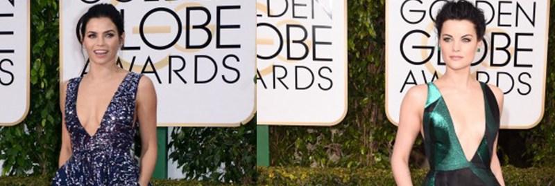 Los dos vestidos más destacables de los Golden Globes 2015