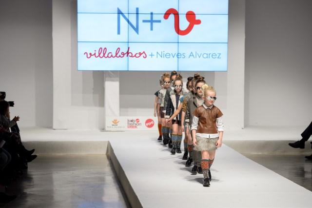Desfile N+V Colección niños