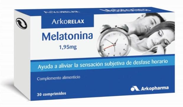 ArkoRelax Melatonina