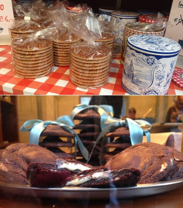 Stoopwafel y Galletas de Van Stapele