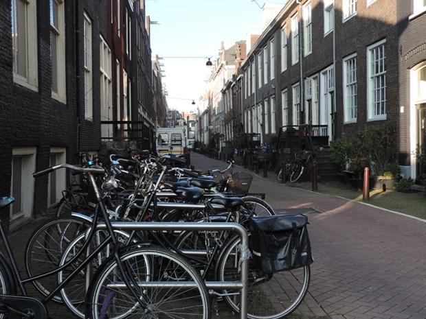 Mi viaje a Amsterdam