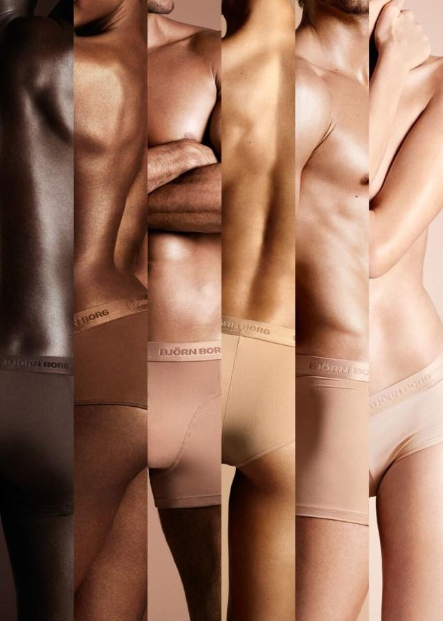 BJÖRN BORG ropa nude