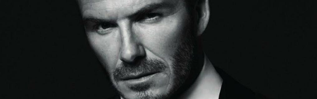 La historia de la piel de Beckham y su cuidado con Biotherm