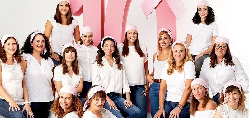 10 años de colaboración: Ausonia y la AECC siguen luchando contra el cáncer