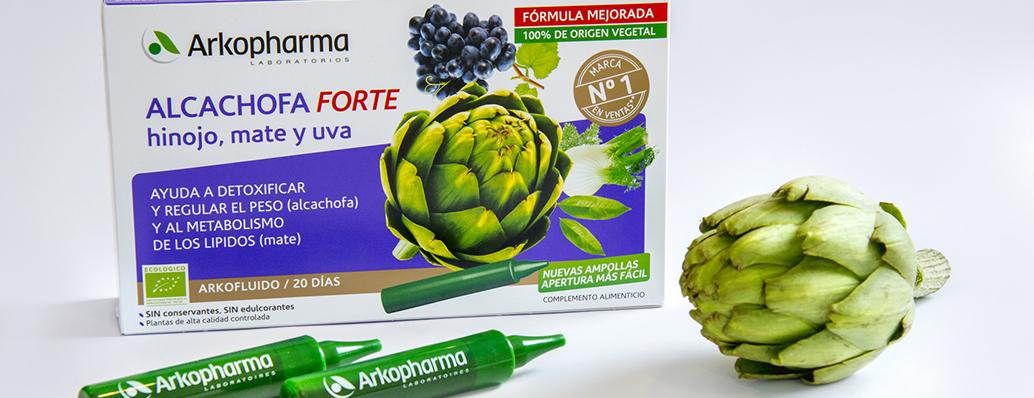 Rosa López, nueva imagen de la dieta de la alcachofa