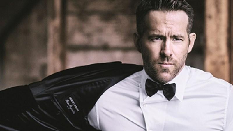 Ryan Reynolds y Armani Code, el tandem perfecto