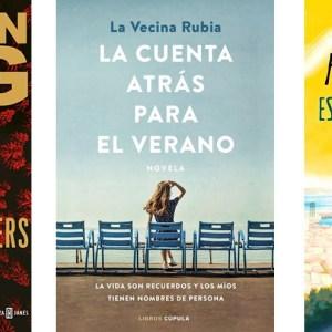 Lanzamientos literarios de Octubre 2021