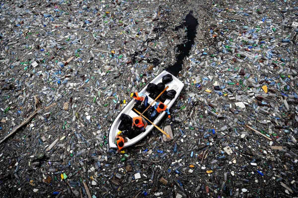 Photo Cred: http://greatpacificgarbagepatch.info/ The Great Pacific Garbage Patch