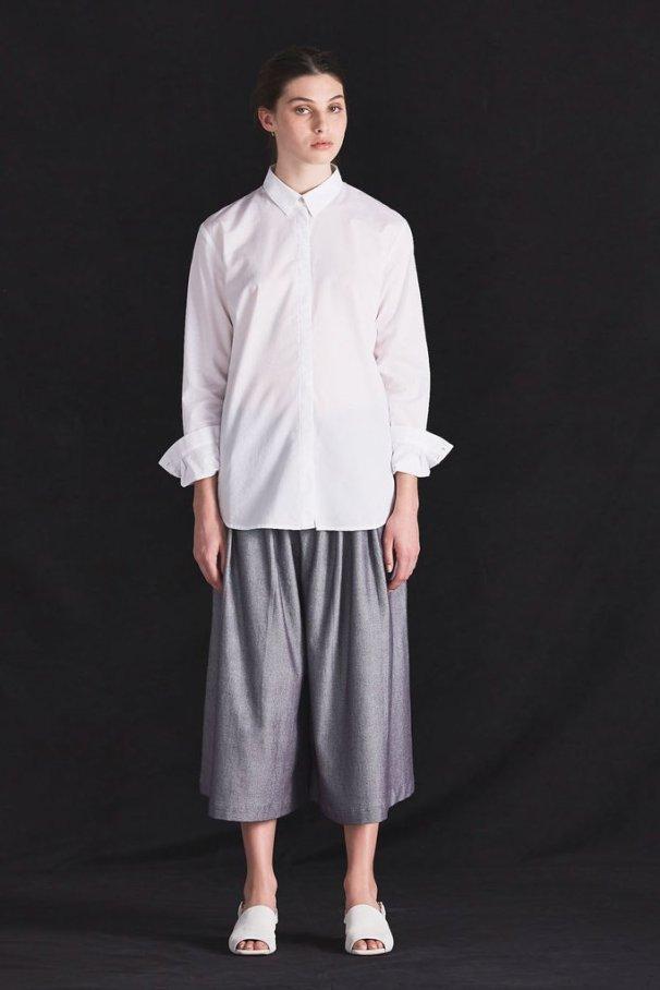 Kowtow Paper Shirt, $169, Photo Cred: Kowtow
