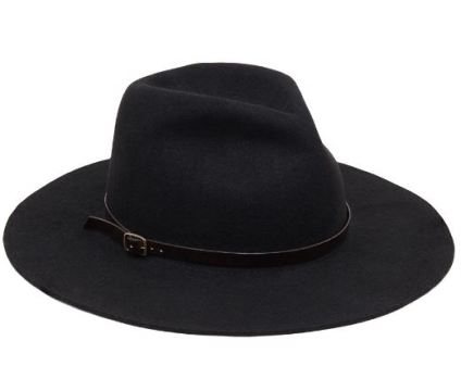 Cuyana Felted Wool Hat, $95, Photo Cred: Cuyana