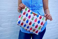 Fruit Punch Clutch from Pura Vida, Photo Cred: Change Co.