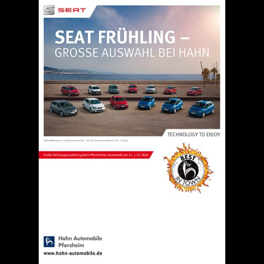 Flyer-Hahn Automobile – SEAT