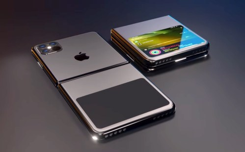 Apple is working on a foldable iPhone – here's proof – BGR