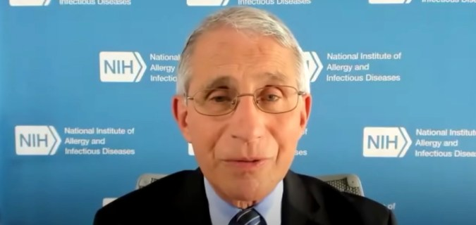 Fauci says we need to do one thing to avoid a coronavirus catastrophe this winter