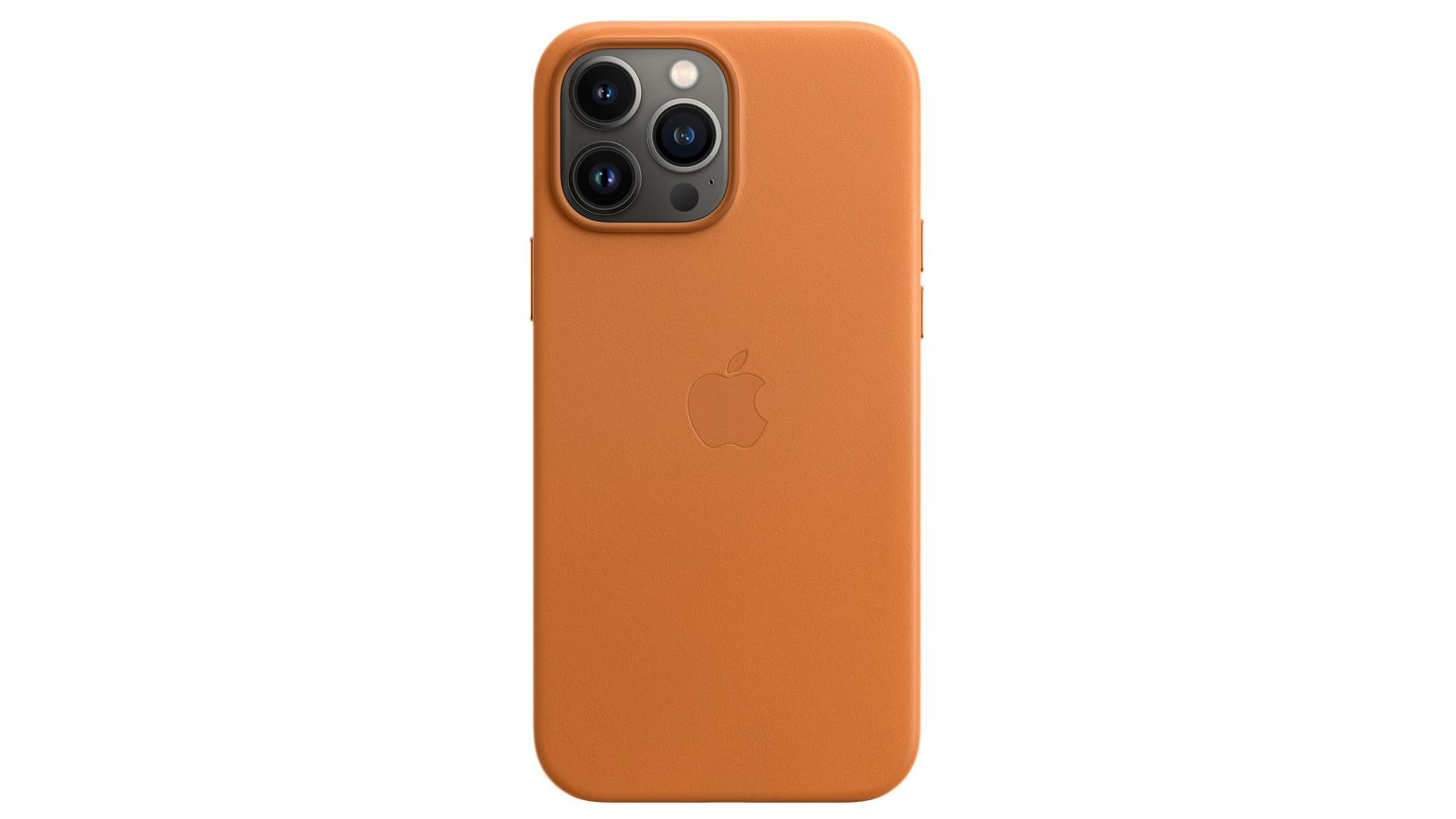 Apple iPhone 13 Leather Case
