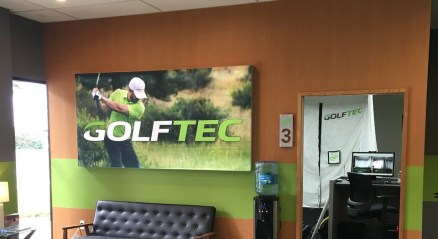 Golftec commercial build out orlando