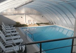 АПАРТХОТЕЛ СВЕТИ НИКОЛА в Сапарева Баня - един от най-добрите в хотели в Сапарева баня с минерален басейн
