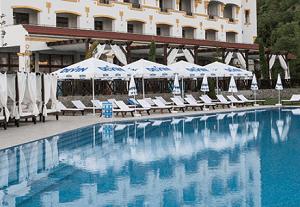 Хотел Парадайс - един от най-добрите СПА хотели в Огняново с минерален басейн