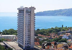 Хотел Черно Море Варна - един от най-добрите хотели в центъра на Варна