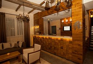 Хотел Свети Георги - един от най-добрите хотели на Витоша до София