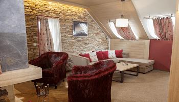 Бутиков Хотел Амира - един от най-добрите хотели в Банско с 5 звезди
