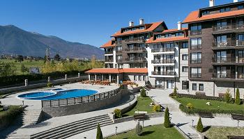 Хотелски Комплекс Балканско Бижу - един от най-добрите хотели в Банско с 4 звезди