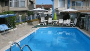 Вила Сенс с басейн, Черноморец